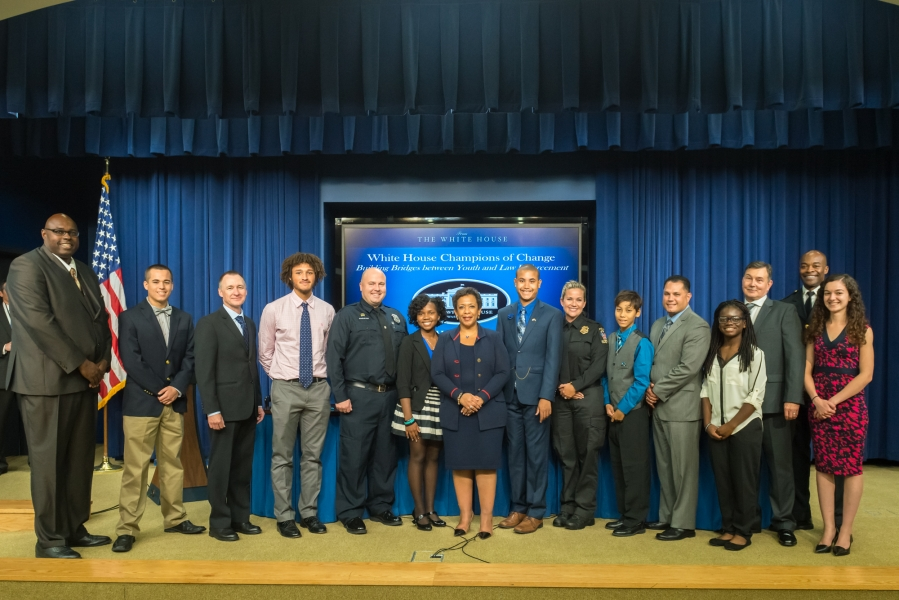 Attorney General Loretta E. Lynch Delivers Remarks at the White House Champions of Change Event