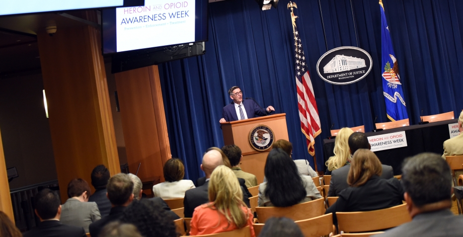 Director Michael Botticelli of the Office of National Drug Control Policy discusses the plan to use evidence-based principles
