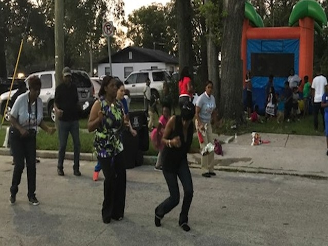 Dancing in the streets of Orlando