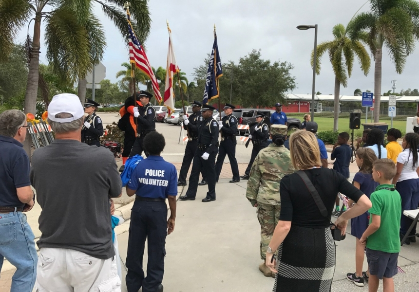Sarasota PD opens up NNO 2017