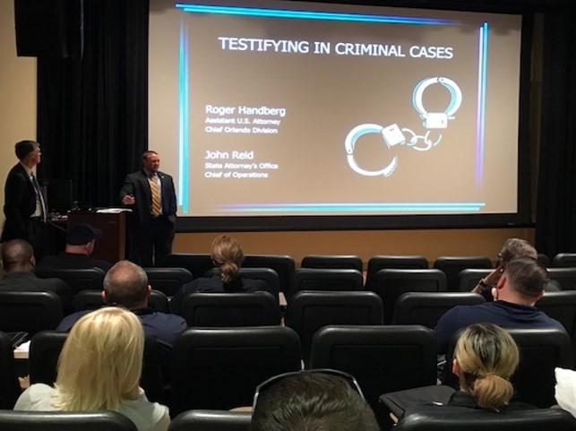 Testifying in Criminal Cases