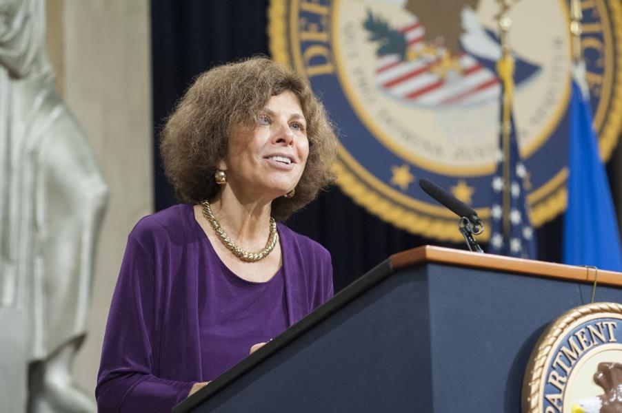 Keynote address delivered by Nadine Strossen, former President of the ACLU.