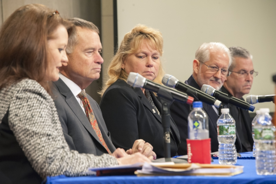 """Panel discussion, """"The Opioid Crisis – A Call to Action"""""""