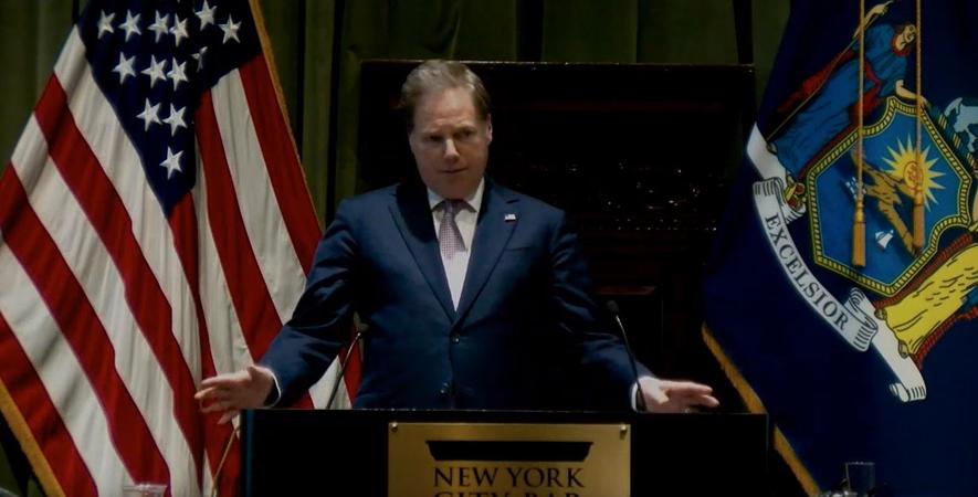 USA Berman New York Bar Keynote