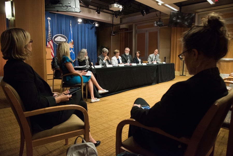 Judges from around the country share their views on elder abuse.