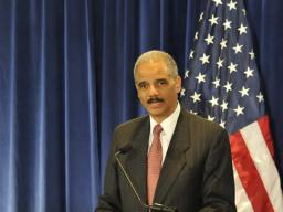 Eric Holder, Attorney General, explains that key components of the strategy.