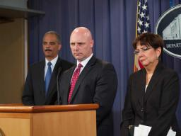 FBI Executive Assistant Director Shawn Henry