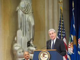 Director Mueller of the FBI