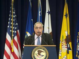 Associate Deputy Attorney General David Margolis