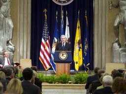 FBI Director Robert Mueller remembers Jack Keeney.