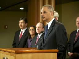 U.S Attorney General Eric Holder