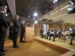 DAG James M. Cole announces a $1.5 billion resolution with Abbott Laboratories Inc.