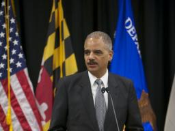 Attorney General Eric Holder announces over $2.4 million in grants for increased protection of intellectual property.