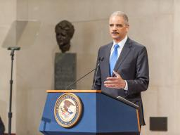 Attorney General Eric Holder discusses the enduring legacy of Gideon vs. Wainwright.
