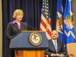 Senator Tammy Baldwin discusses the need for further progress.