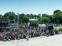 Attorney General delivers remarks at the National Action to Realize the Dream March