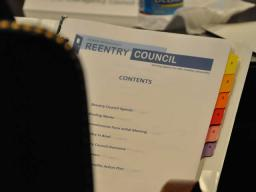 The Reentry Council materials