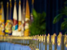 Attorney General Eric Holder recognizes 340 department employees for their distinguished public service at the 59th Annual Attorney General's Awards Ceremony
