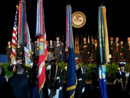 This annual ceremony recognizes both department employees and others for their dedication to carrying out the Department of Justice's mission.