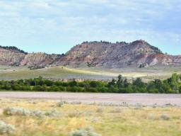The Northern Cheyenne Reservation, home to the Northern Cheyenne Nation in Southern Montana. Photographer June 7, 2012.