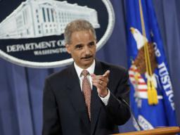 The Attorney General takes questions.