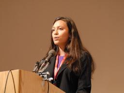 Lorna HerManyHorses, Sicangu Lakota Tribe