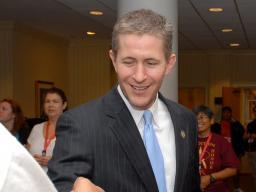 The United States Attorney for the District of South Dakota, Brendan V. Johnson