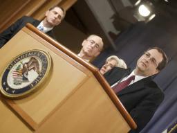 Associate Attorney General Perrelli discusses the coordinated effort.