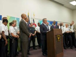 Director of the Office of Community Oriented Policing (COPS) Bernard Melekian speaks about the 2011 COPS Hiring Program.