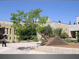 July 31, 2002. Jerusalem - Memorial for the victims of the Hebrew University Cafeteria Bombing in Jerusalem.