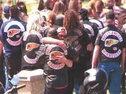 The Hells Angels Motorcycle Club (Hells Angels)