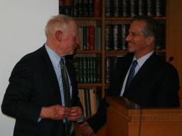 Former SDNY U.S. Attorney Bob Fiske and SDNY Deputy U.S. Attorney Richard Zabel