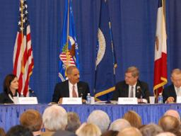 joint Department of Justice/Department of Agriculture workshop in Iowa