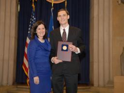 2010 AAG Individual Award recipient Alexander Gibson.