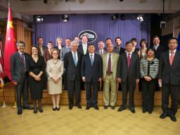 Following the signing of an MOU in July 2011, the first U.S.-China joint dialogue was held in Washington, D.C.