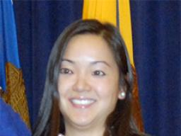 2010 AAG Individual Award recipient Wendy Waszmer.