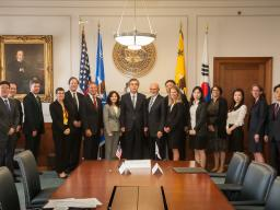 Republic of Korea signed an MOU on Antitrust Cooperation, September 2015