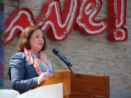 U.S. Attorney Tammy Dickinson