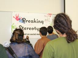 Breaking Stereotypes Banner