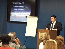 ASWP discusses Florida's hate crimes statutes.
