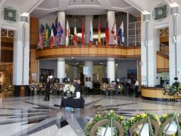 Memorial at City Hall in Orlando