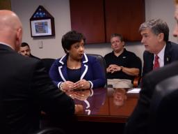 Briefing Attorney General Lynch