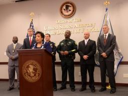 Press Conference with Attorney General Lynch