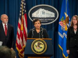 Attorney General Loretta E. Lynch's Visit to Orlando