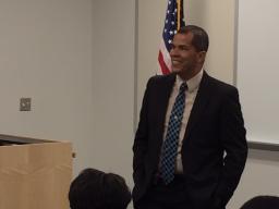 Capt. Steffens discusses team dynamics.