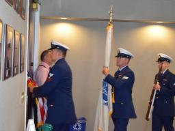 U.S.C.G. Color Guard