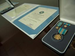 USCG Distinguished Service Medals