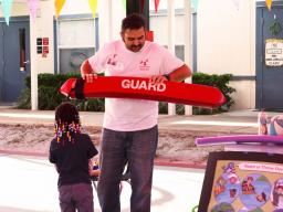 City of Tampa Lifeguard