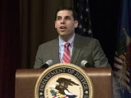 Jesse Panuccio, Acting Associate Attorney General