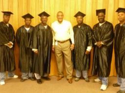 Operation New Hope's Fatherhood Graduate Program
